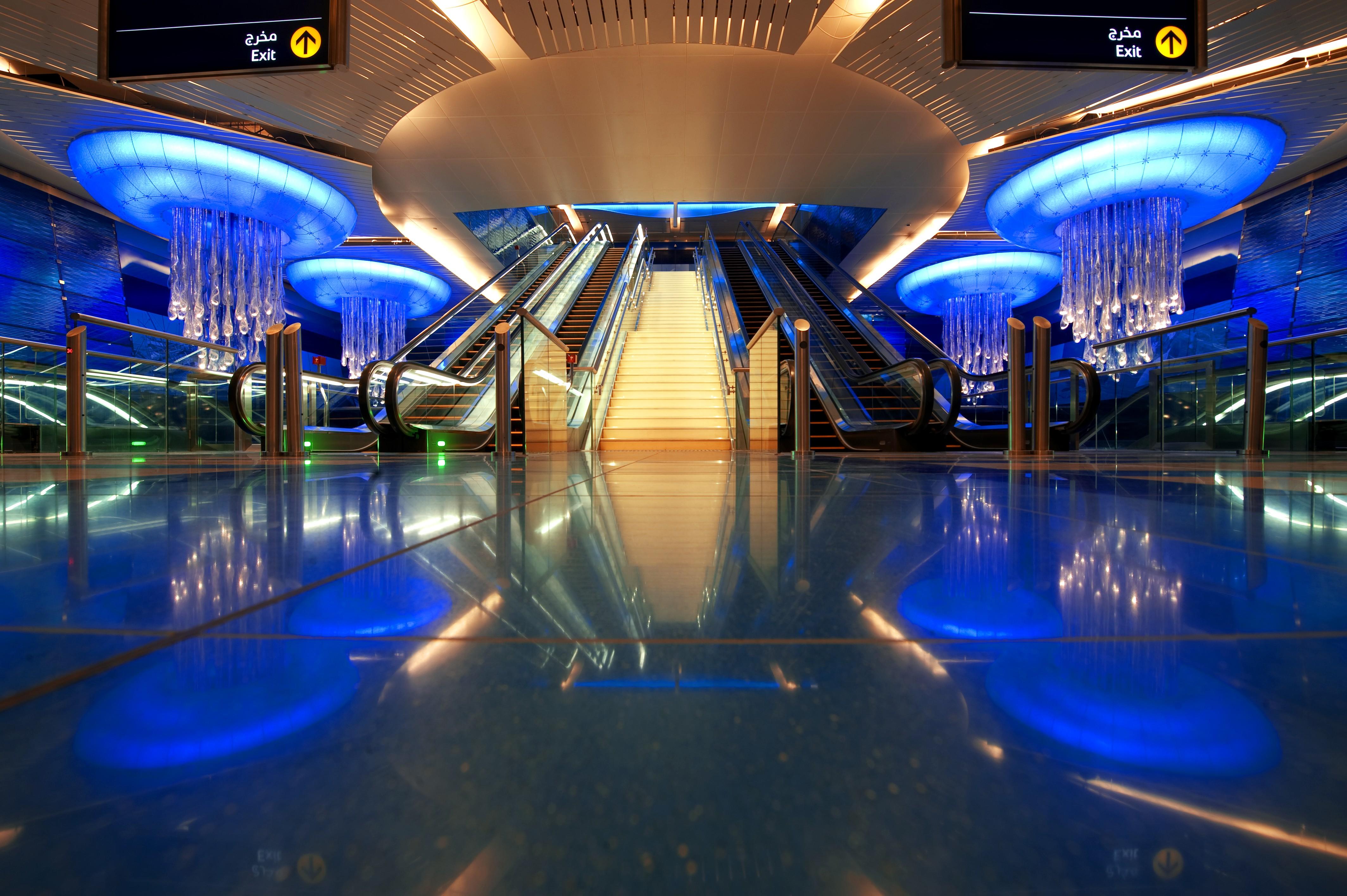 2009_Dubai Metro Water