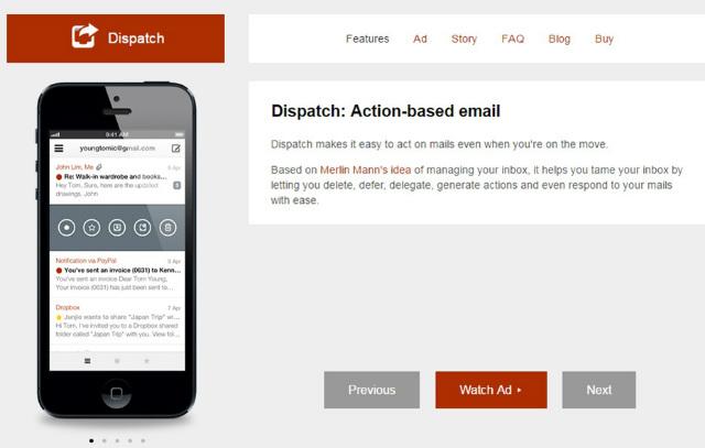 dispatch