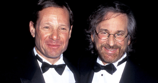 Michael Ovitz a Steven Spielberg
