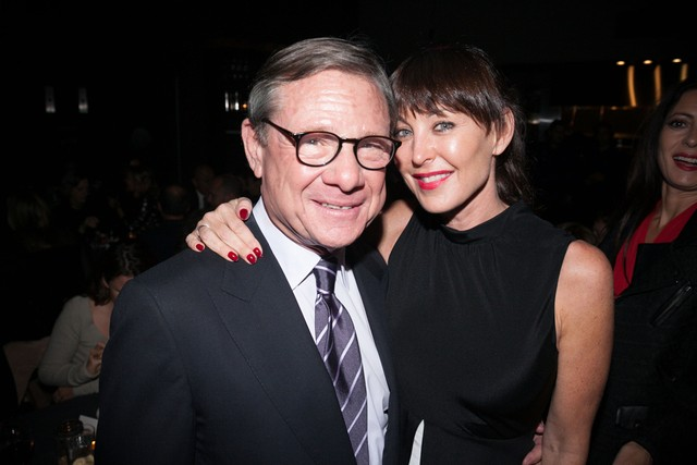 Michael Ovitz a Tamara Mellon